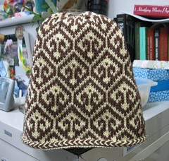 Turkish patterned hat
