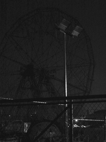 Dark Wheel