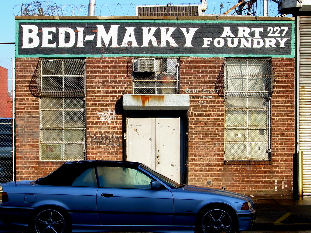 foundry, greenpoint