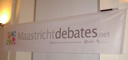 Maastricht Debates banner by Europe-open.