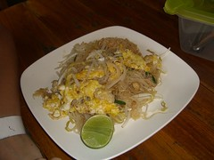 Phad Thai in Chiang Mai