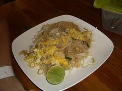 Phad Thai in Chiang Mai