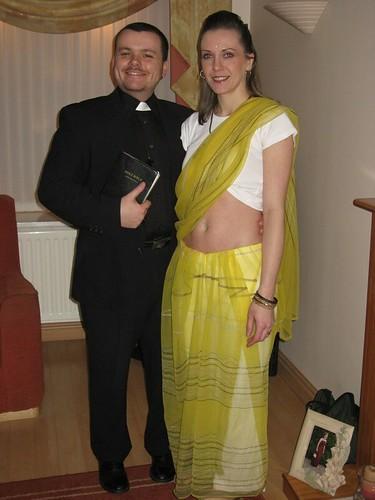 Rev Al & Xena Spooner