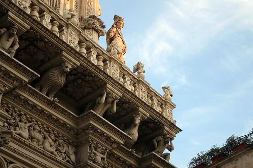 Detail, Santa Croce