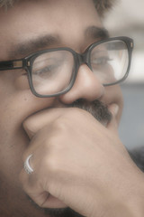 Mr. Gordon Ponders      (Aaron Geller) Tags: canon teacher pondering mrgordon