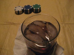 Cuervo Black and Poker