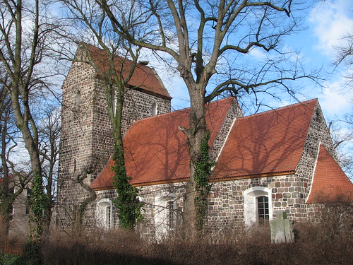 Dorfkirche Waltersdorf