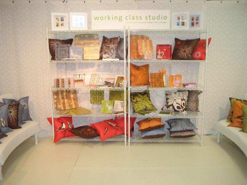 SCAD's Working Class Studio (NYIGF)
