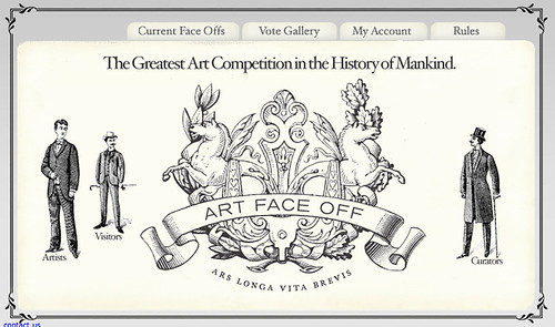 Art Face Off (20070209)