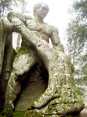 Bomarzo Monster Park (cheesemonster) Tags: italy sculpture art strange monster statue fairytale ouch italian italia unique magic january statues medieval creation figure giants monsters creature magical renaissance sculptures italie hilltop enchanted aliceinwonderland lazio 2007 bomarzo mustsee hilltoptown monsterpark sacredgrove boscosacro vicinoorsini enchantedgarden hilltopvillage pierfrancescoorsini boscodeimostri monstersgrove parcodimostri monstergarden wrsetling manneristparkofthemonsters northernlazio northlazio dedicatedtowife italianmonster italianmonsterpark italianmonstergarden