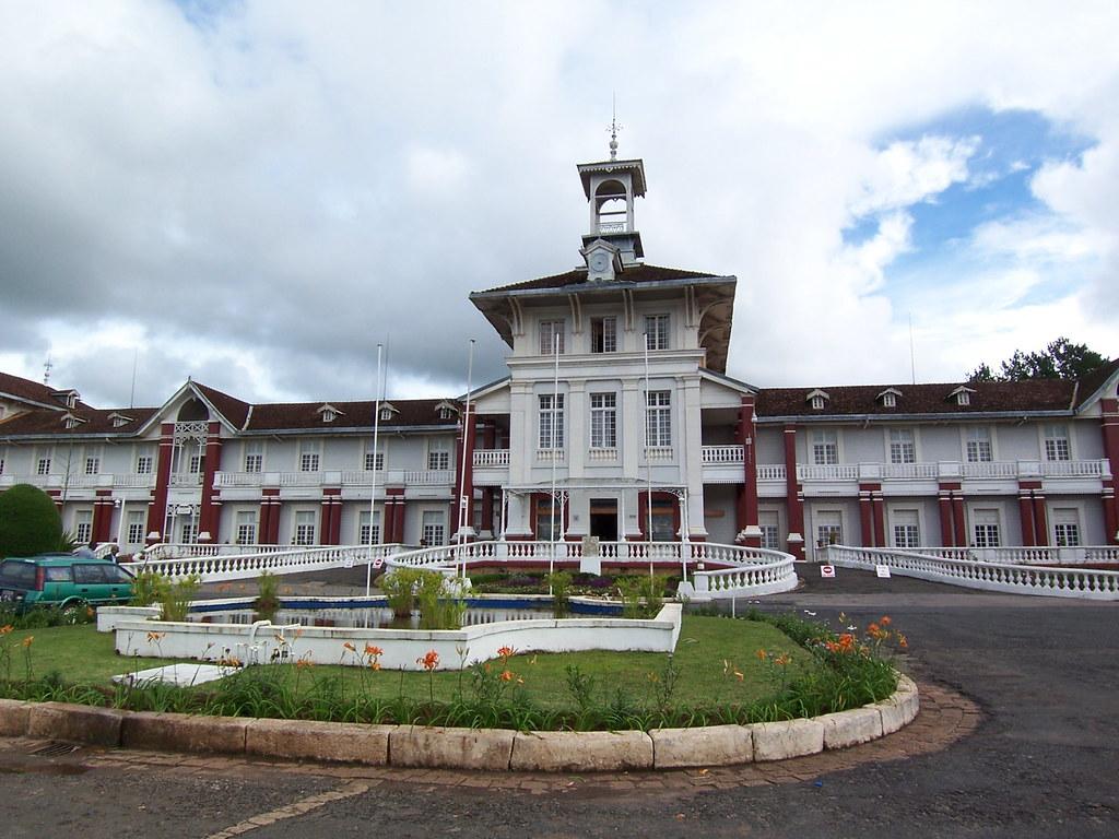 Madagascar, Antsirabe