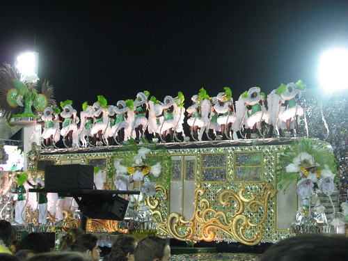 Sambódromo, Carnaval Río de Janeiro, (foto de: kikesan)