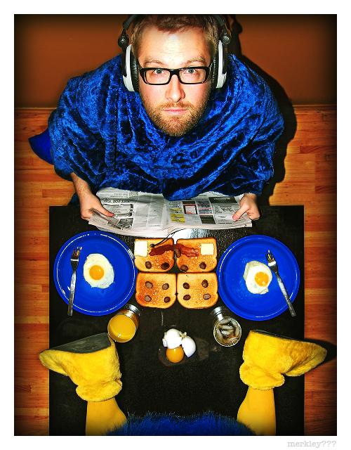Claude VonStroke & The Dirty Bird - Breakfast