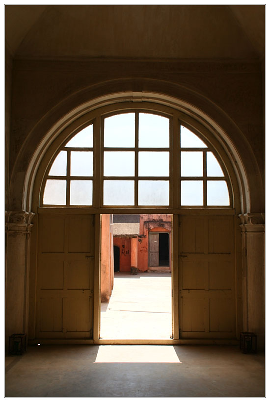 Tanjavur : Door