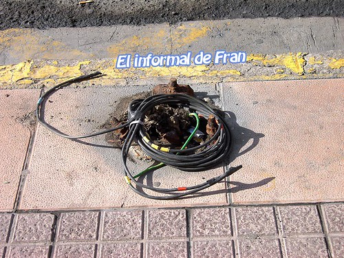 Toma electrica