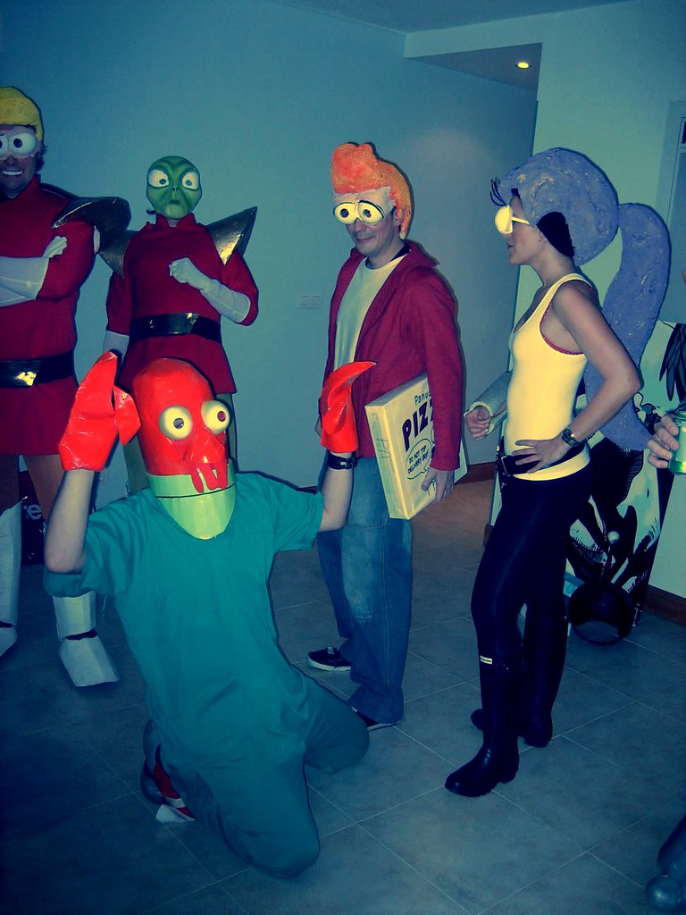 Amazoncom futurama costumes