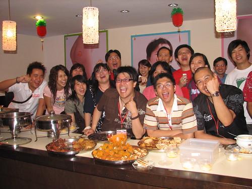 Penang Hokkien Golden Pig Reunion 2007