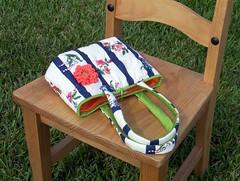 Quilt Bag Front Side