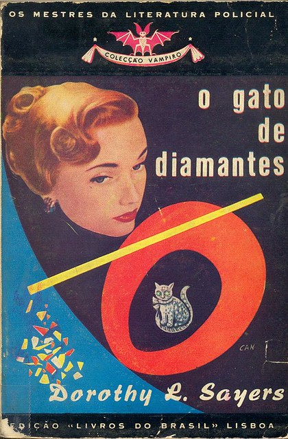 Cândido Costa Pinto, Dorothy L. Sayers, Clouds of Witness, 1940s