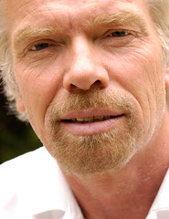 Sir Richard Branson (Photosmudger) Tags: portrait records beard nikond100 headshot business virgin airline enterprise richardbranson entrepreneur magnate 3570mmf28