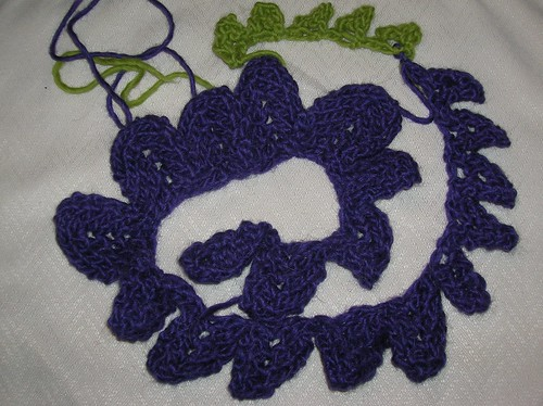 Ruffs and Cuffs - Unassembled Flower