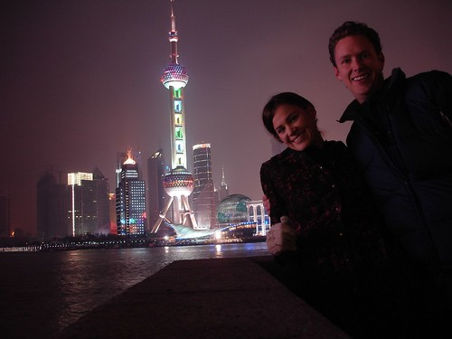 Us in Shanghai