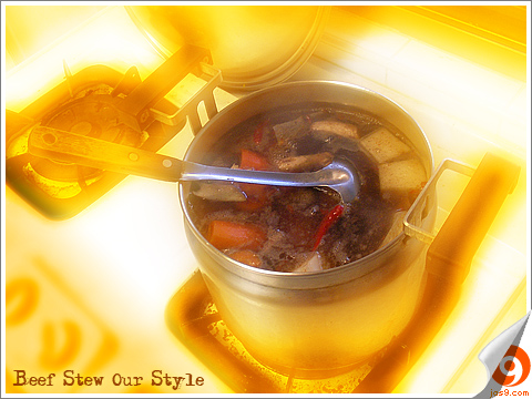 Beef Stew Our Style