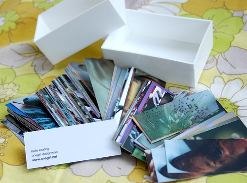 lovin' my moo cards