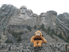 Mt. Rushmore (icelight) Tags: summer vacation west statue america washington roadtrip rushmore lincoln americana jefferson tenzing packmonkey