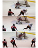 Shot and.... a save! (tabrandt) Tags: hockey goalie shaw notraces supercapacity greatsave
