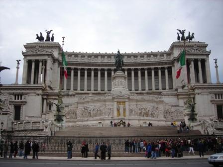 Monumento Vittorio Emmanuel II