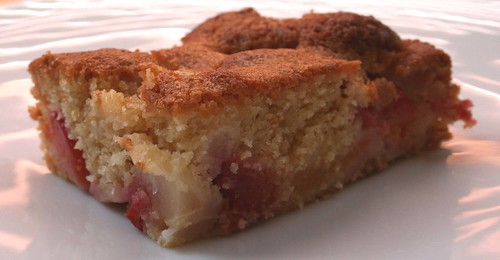 Pear and Plum Cake 2