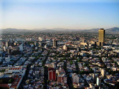 Torre de Pemex a Mexico City