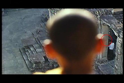 電影《花樣年華》畫面證據