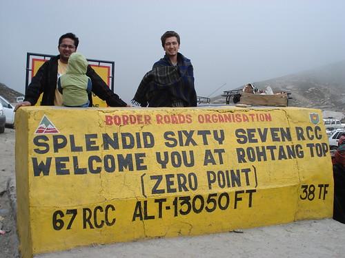 Rhotang Pass by StefanK
