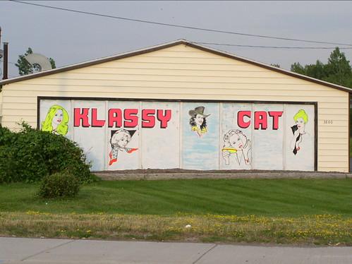 Old School Strip Club
