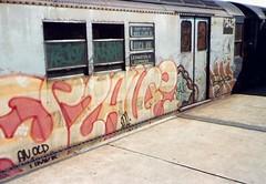 slave003 (Zomboider) Tags: newyork subway graffiti panel oldschool slave tf5