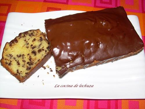 Pastel choco. porción 5