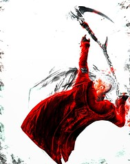 DmC: Devil May Cry (ConnecteD\_) Tags: dmc devil may cry dante red white screenshot ninja theory