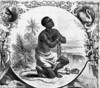 BE049220 (bumsunnybum) Tags: africanethnicity africanamericanethnicity chain engraving faith humanrights illustration intaglioprint kneeling one oneperson people politicalandsocialissues posture praying print slave slavery socialissues transferprint whip