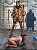 wandaseverin (louferrox007) Tags: 3dart rendering comics art femdom ballet ballerina slippers balletslippers ballethsoes whipping slave punishment bullwhip herrin bdsm feet footfetish trampling footworhsip
