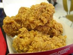 KFC Wicked Wings (avlxyz) Tags: food chicken casio kfc friedchicken exilim deepfried z850 wickedwings