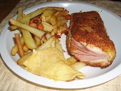 San Jacobo de pollo / Chicken Saint Jacob