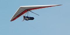 Fort Funston Hang Glider (mdoeff) Tags: fortfunston hangglider