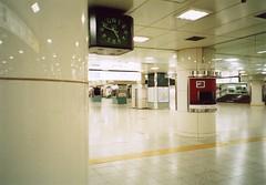 AM 4:48 at Tokyo Station. (thezephyrsong_tzs) Tags: morning night am natura fujifilm iso1600 classica naturaclassica