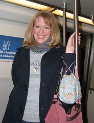Lolly on the Metro