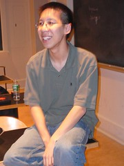 kenny in class (alist) Tags: student mit videogames 02139 robison comparativemediastudies cmsmit