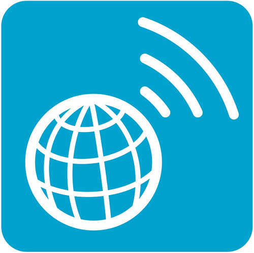 International Wi-Fi Icon by Dana Spiegel, on Flickr