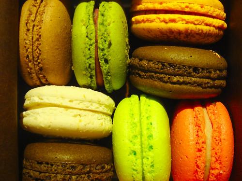 Macarons by yusheng.