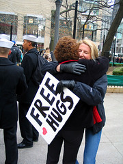 Free Hugs: Chicago